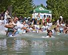 Big Jump 2015 en el río Tajo (Playa de Estremera, Madrid)