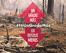 #NiUnGradoMás