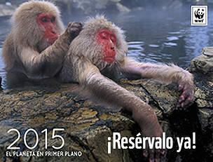 Caldendarios 2015 / ©: WWF