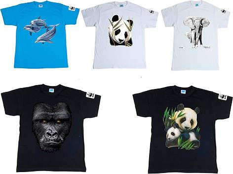 Camiseta manga corta WWF / ©: WWF