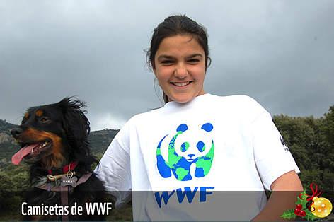 Camiseta mundo WWF / ©: WWF