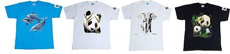 Camisetas de niño con animales WWF  / ©: WWF