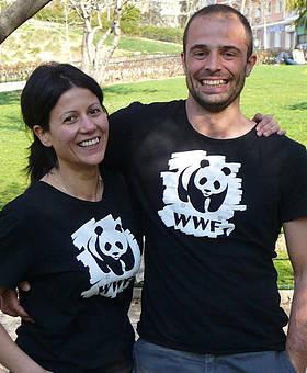 Camiseta Hora del Planeta / ©: WWF