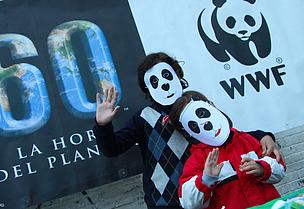 La Hora del Planeta Zaragoza / ©: Grupo WWF Zaragoza
