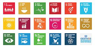 Objetivos de Desarrollo Sostenible / ©: ONU