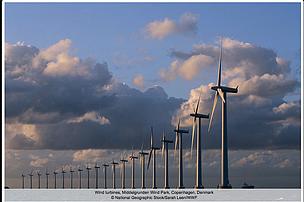 Aerogeneradores, Dinamarca