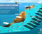 Mapa Santuario ballenas