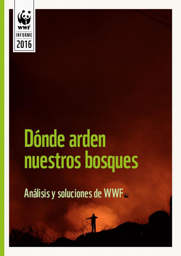 Informe Incendios Forestales 2017 Wwf España