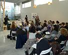 Presentación del Menú LiveWell en el espacio Savia Solar, el 16 de diciembre de 2014 en madrid