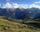 LIC de Chistau, espacio protegido de la Red Natura 2000 en la Comarca del Sobrarbe, Pirineo aragonés.