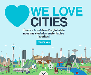 We love cities / ©: WWF