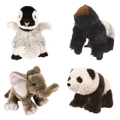 Peluches baby / ©: WWF