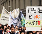 Marcha por el Clima en Berlín